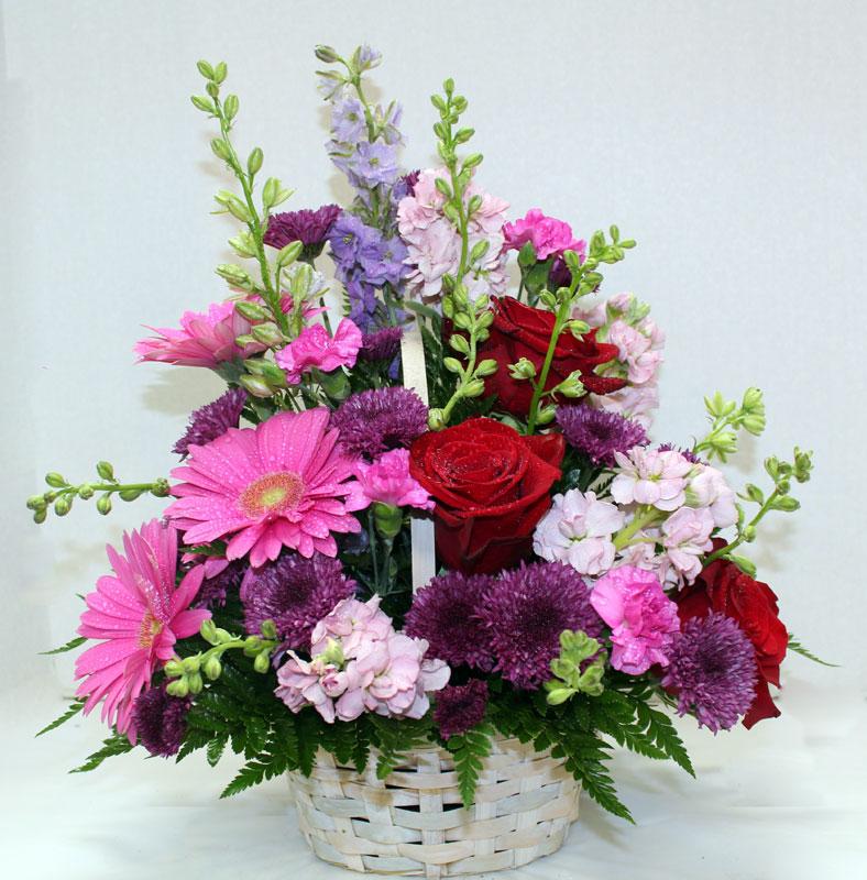B1001 Johnson Floral Decorjohnson Floral Decor