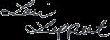 Lori Leppert signature