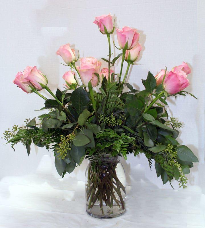 Roses in Boise